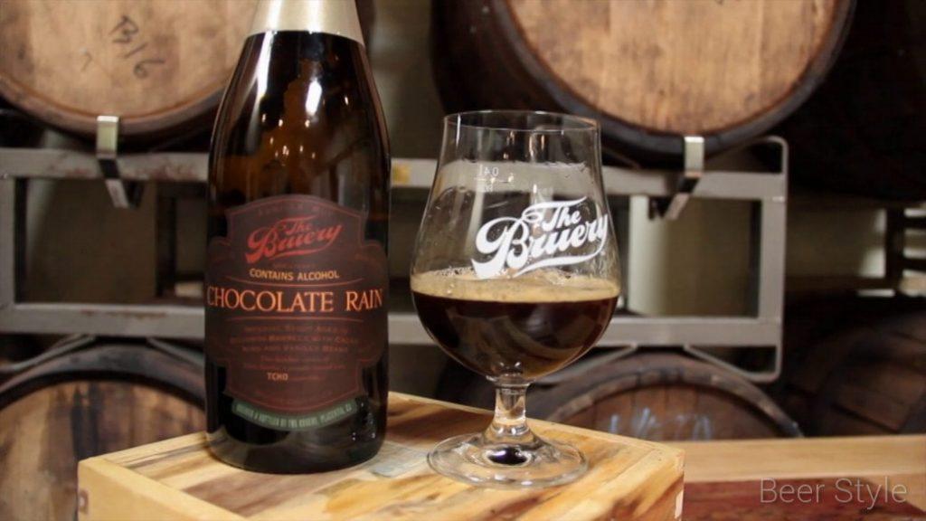 Čokoladno pivo