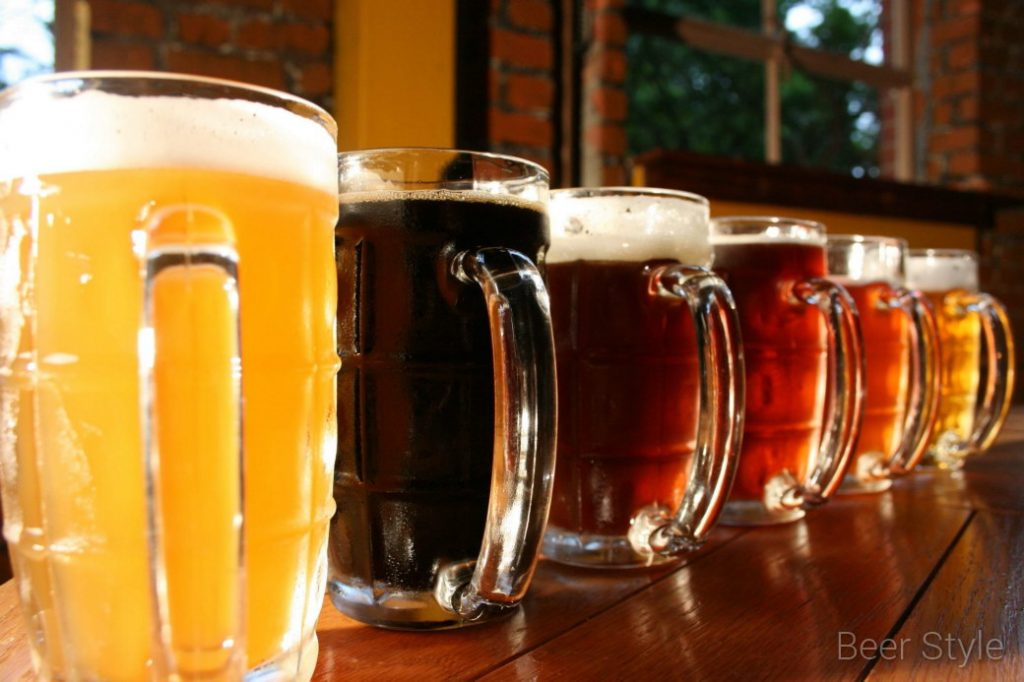 Stilovi piva