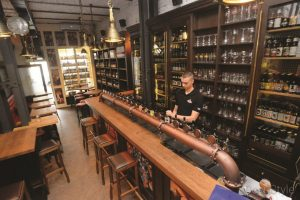 beer store novi sad mileticeva