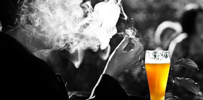cigare i pivo