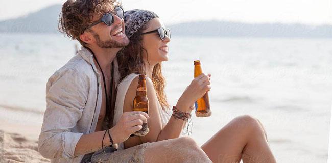 """OVO SIGURNO NISTE ZNALI: Pivo je """"krivac"""" za medeni mesec"""