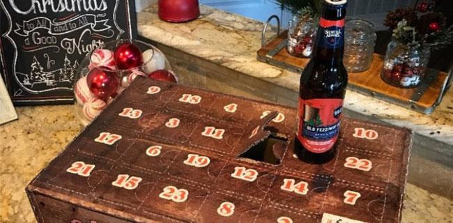 pivo na dar kalendar za pivo