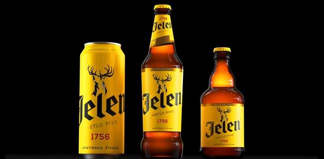 jelen pivo novi izgled