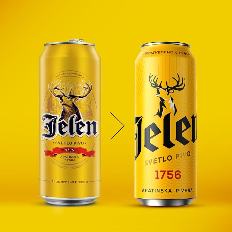 jelen pivo novo
