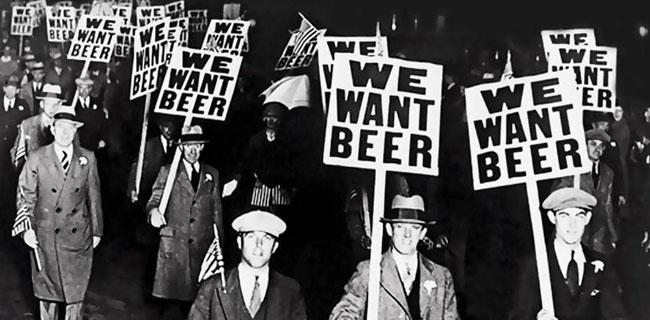 pivo i prohibicija