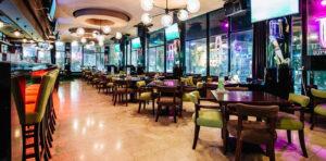 restoran square five