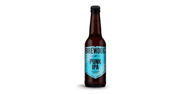 punk ipa pivo